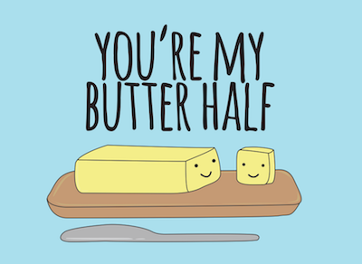 17 Hilarious Valentines Puns for Foodies | Vancouver Foodie Tours