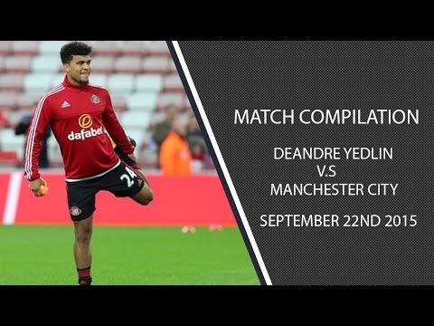 VIDEO: DeAndre Yedlin vs Man City (midweek League Cup)