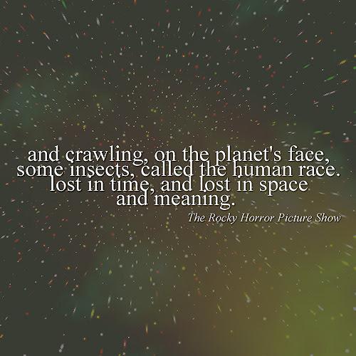 Rocky Horror Movie Quotes. QuotesGram