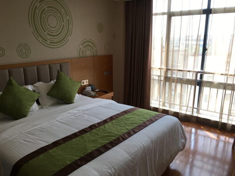 GreenTree Inn Suqian Yanghe New Area Xuhuai Road Hetel Reviews