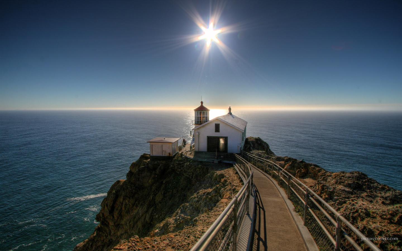 Lighthouse Wallpaper 1440x900 43927 Images, Photos, Reviews