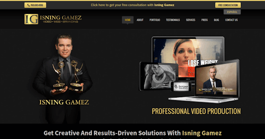 Isning Gamez | Best Video Production Companies