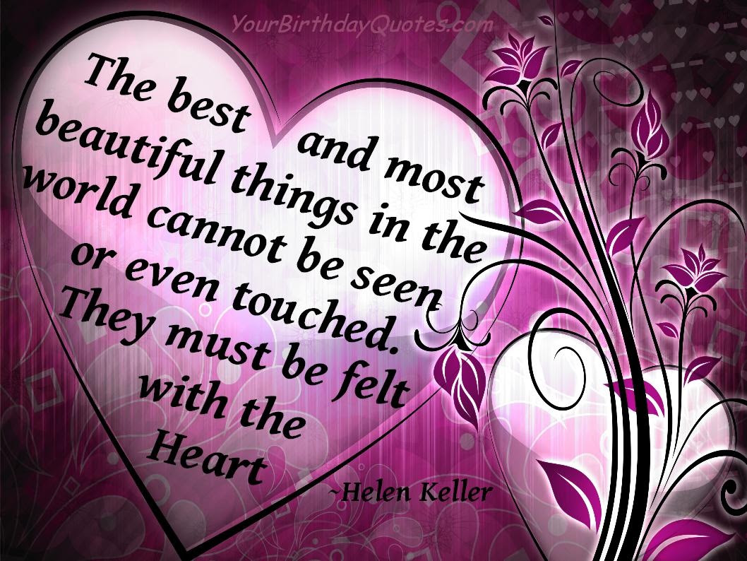 Beautiful Heart Quotes Sayings Beautiful Heart Picture Quotes