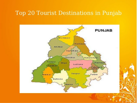 Top 20 Tourist Destinations in Punjab