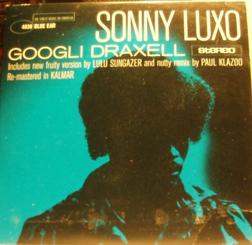 Sony Luxo - Googli Draxell Framsida