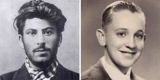 Here's What The World's Most Powerful People Looked Like As Youngsters