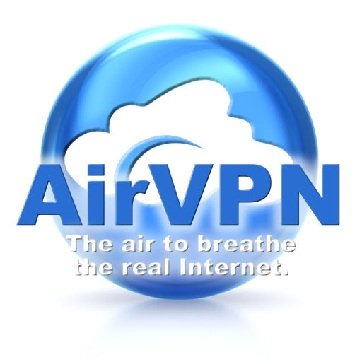 AirVPN - The air to breathe the real Internet - AirVPN