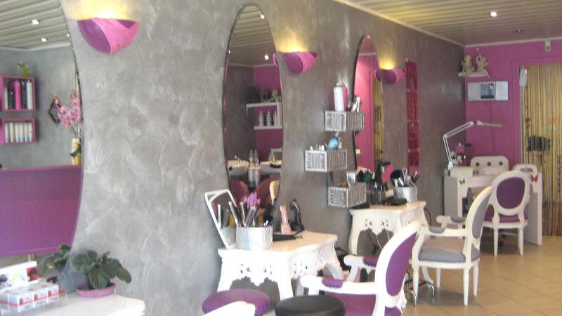 Relooking Salon De Coiffure 77 Pinkspace Audrey Clain Architecte Coach Deco
