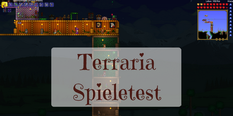 Terraria Test | Terraria Review