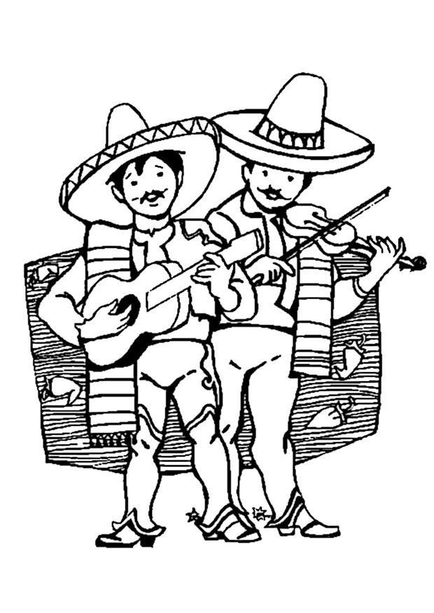 Dibujos Para Colorear De La Revolucion Mexicana Az Dibujos Para