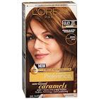 L'Oreal Superior Preference Sun-Kissed Caramels Permanent Haircolor, Warmer, Hi-Lift Gold Brown UL63