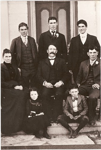 Seely, William Hazzard family