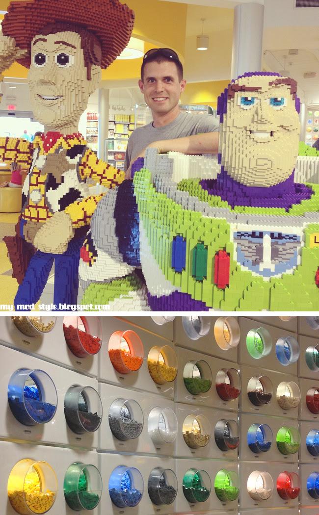 Disney Downtown6 Legos
