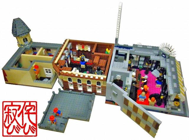 10182 cafe corner interior   Flickr - Photo Sharing!