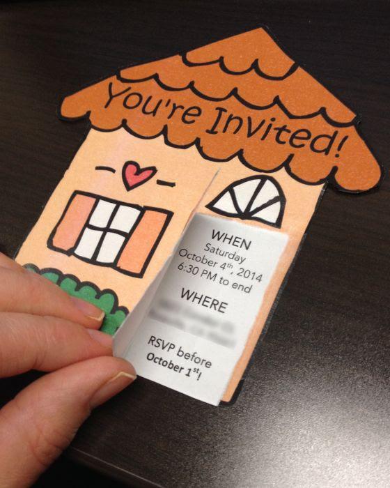 DIY + Free Template! Housewarming Invites   House, Housewarming ...