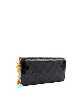 Image 2 of Paul s Boutique Quilted Logo Purse