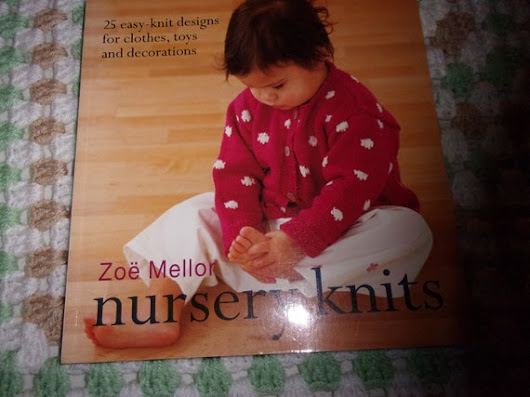Hand Knitting Nursery Knits Author Zoe Mellon Knit Clothes | Etsy