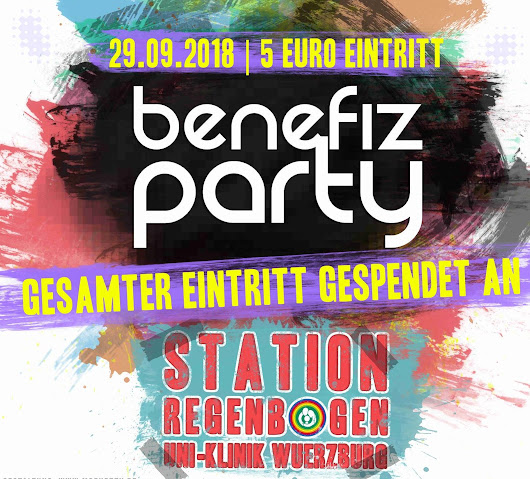 Best of the 90s – Benefiz Party