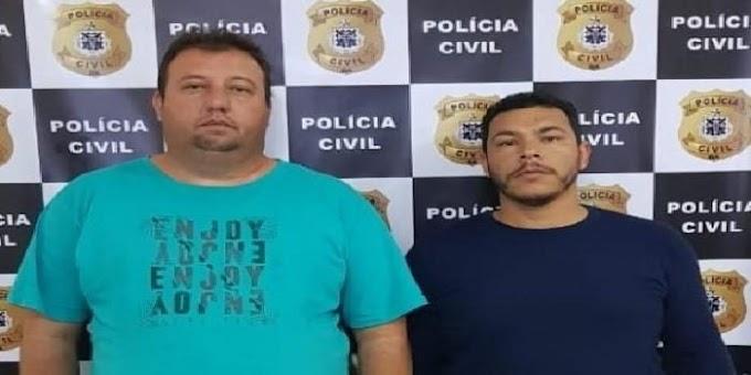 OPERAÇÃO HIDRA | Polícia Civil prende quadrilha que roubava e desmanchava carros na região