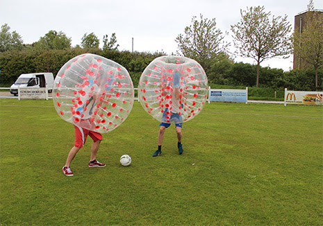 About Zorb Football & Bubble Football in the UK - Bubble Boys