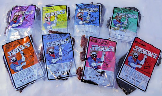 Beef and Turkey Jerky Pack