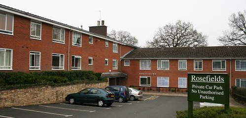 Blanket delivery today to 'Rosefields' - Sheltered Accommodation Birmingham.