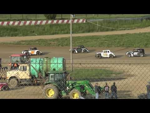 Brushcreek Motorsports Complex   5/8/21   INEX Legend Cars   Feature