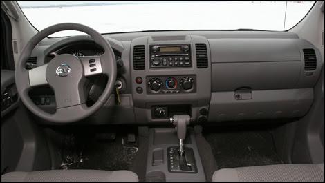 2007 Nissan Frontier 4X4 image