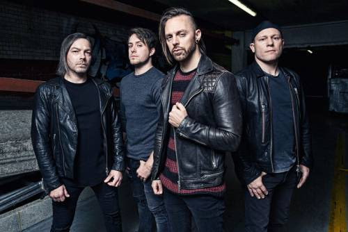 "BULLET FOR MY VALENTINE: ""Over It"" (νέο video clip)"