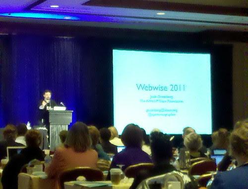 WebWise 2011 by martin_kalfatovic