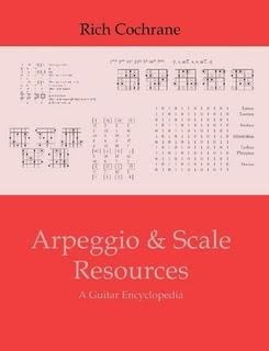 Scale and Arpeggio Resources ebook