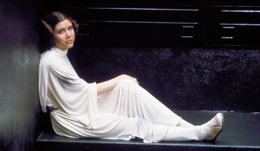 Star Wars 7's Carrie Fisher: 'I Am Princess Leia And Leia Is Me'