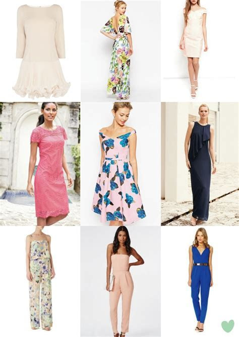 2015 Spring and Summer Wedding Guest Outfits   The Wedding