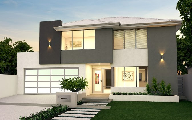 rumah minimalis sederhana pagar rumah minimalis terbaru gambar rumah