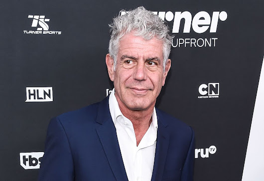 Anthony Bourdain Signs With Pro-Wrestling Brand Titus Worldwide, Sort of