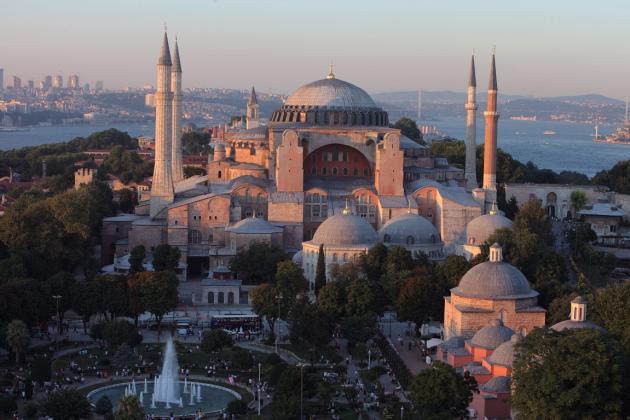Τζιχάντ της Τουρκίας κατά της Ελλάδας για την Αγια Σοφιά - Θέτουν το θέμα του τζαμιού