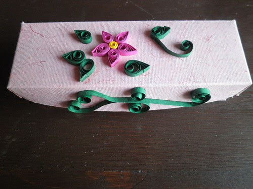 scatolina quilling