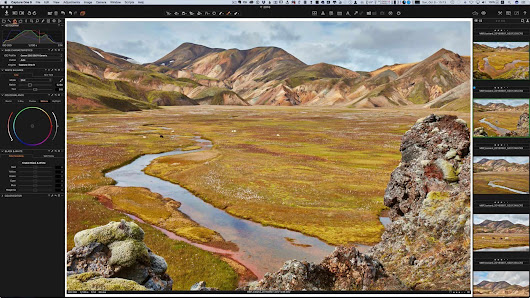Capture One Pro Image Editing and Processing (Podcast 544) • Martin Bailey Photography