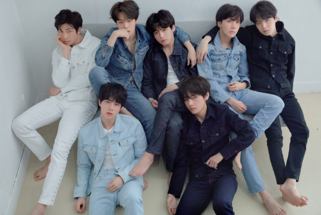Bts Are About To Drop The Hottest Country Song Of The 90s In Love