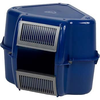 Covered Cat Litter Boxes Sageking Litter Quick Sifting