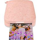 HP Sprocket 200 Portable Color Zink Photo Printer - Blush pink