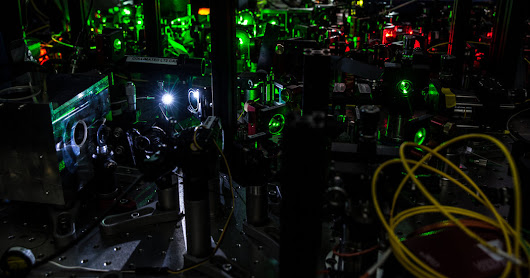 Quantum Theory Experiment Said to Prove 'Spooky' Interactions - The New York Times