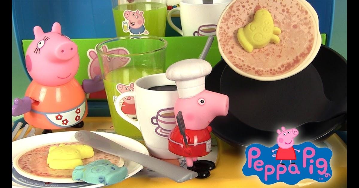 Dessin MANGA: Dessin Anime Peppa Pig Pate A Modeler