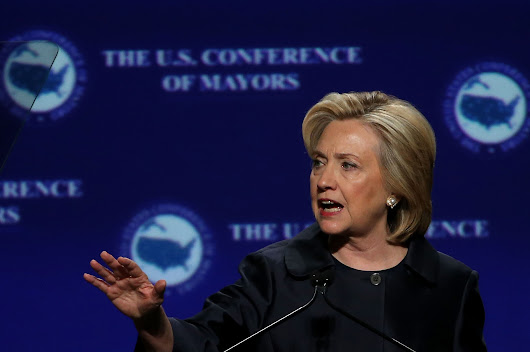 Hillary Clinton: 'America's long struggle with race is far from finished'