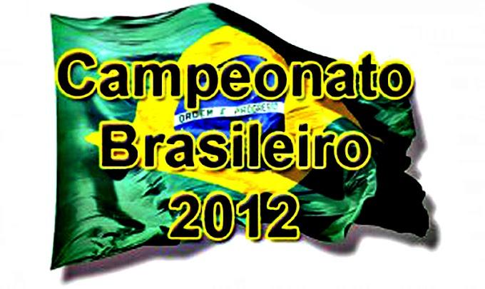 Atualização Campeonato Brasileiro  Agosto 2012