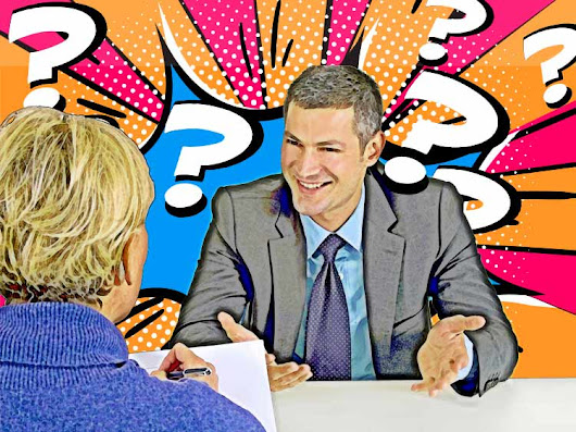 5 Questions You Should Never Ask During A Job Interview