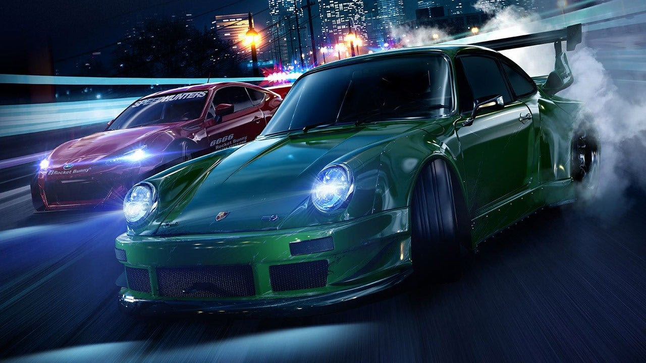 Need for Speed Payback Free Roam Mode Available Tomorrow - IGN