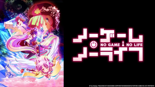 Anime Review: No Game, No Life - Geeks of Doom