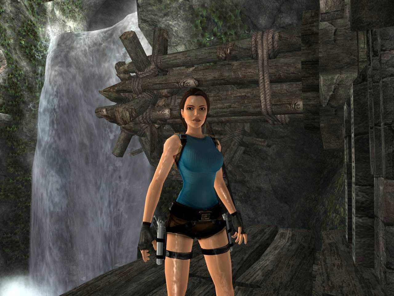 Tomb raider anniversary game free download for windows 7 tomb.