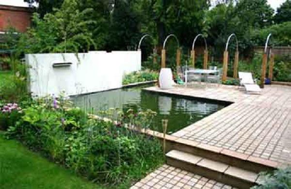 Modern Garden Design With Contemporary Interiors | Design ...